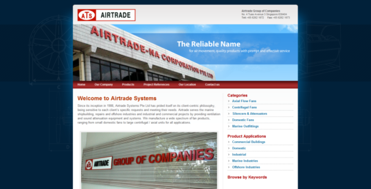 Airtrade systems pte ltd